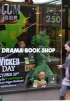 ニューヨークの本屋さん店内にもストリート・ビュー導入中_b0007805_203780.jpg