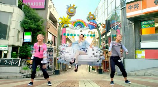 米国大手小売店ターゲットで日本文化の影響を受けたファッションブランド(Harajuku Mini )発売へ_b0007805_737082.jpg
