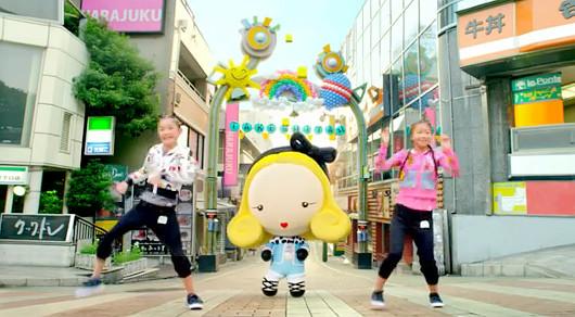 米国大手小売店ターゲットで日本文化の影響を受けたファッションブランド(Harajuku Mini )発売へ_b0007805_737965.jpg