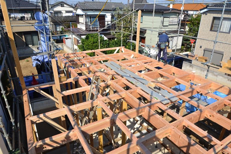 リフォーム屋さんが新築を建てる_f0188115_11413541.jpg