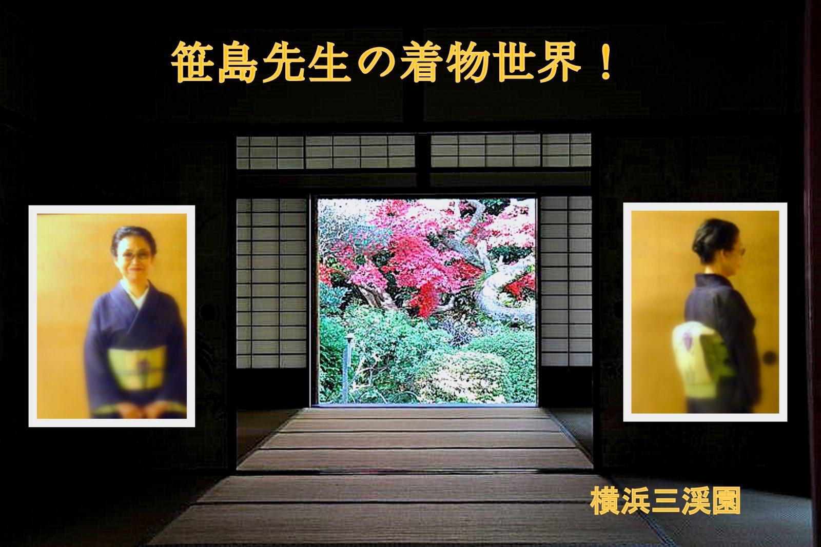 笹島先生の「四季を映す着物美」、明日放映 ♪♪♪_f0205317_835147.jpg