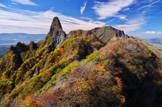根子岳の紅葉_d0177220_1727248.jpg