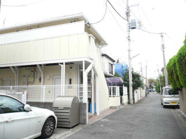 アパートの塗り替えが終了しました(東京都杉並区)_e0207151_18164583.jpg