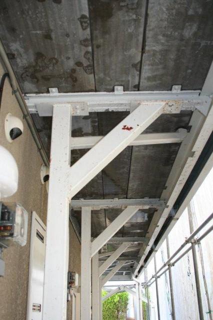 アパートの塗り替えが終了しました(東京都杉並区)_e0207151_18182353.jpg