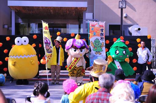 10/29宮代町ハロウィン・BK招待ライブレポート_d0155379_2202280.jpg