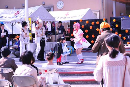 10/29宮代町ハロウィン・BK招待ライブレポート_d0155379_2204948.jpg