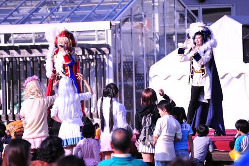 10/29宮代町ハロウィン・BK招待ライブレポート_d0155379_2223791.jpg