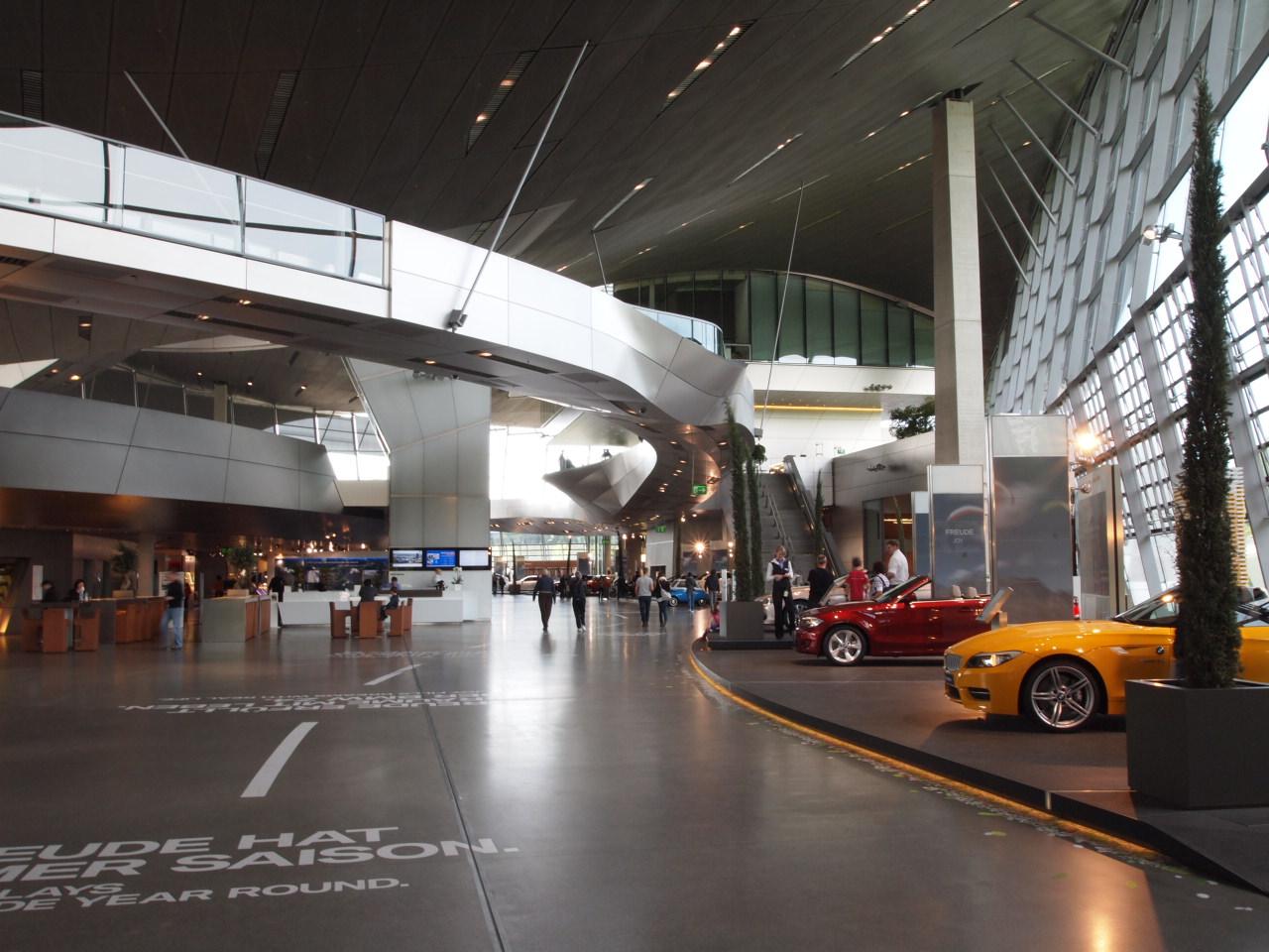 ミュンヘン: BMW博物館 : Disco...