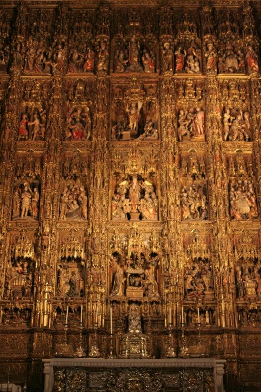 スペイン色々6_セビリア大聖堂など_d0133581_17324627.jpg