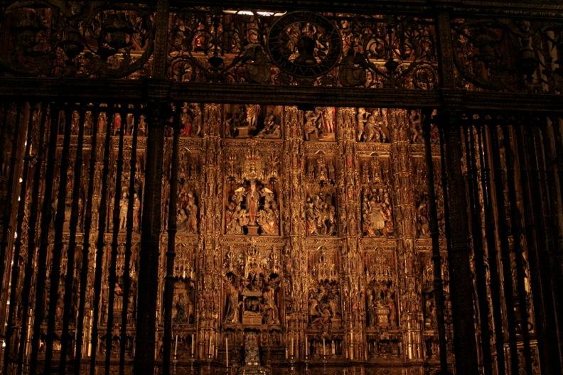 スペイン色々6_セビリア大聖堂など_d0133581_17325568.jpg
