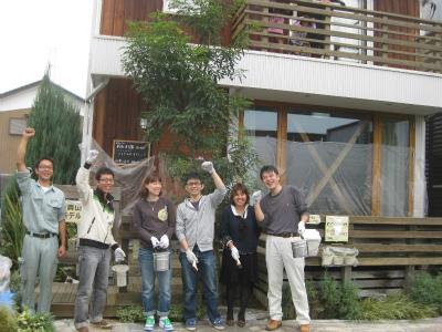 木の家お手入れ会_d0080906_18555659.jpg