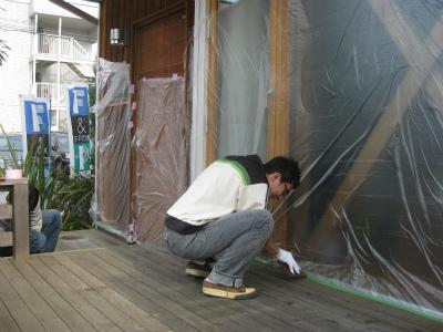木の家お手入れ会_d0080906_18575280.jpg