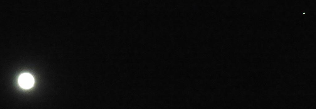 2011年11月11日 昨夜の月と木星とiOS 5.0.1_c0025115_18332887.jpg