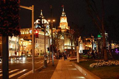 上海ワイタンへ行きました。_a0175348_16325055.jpg