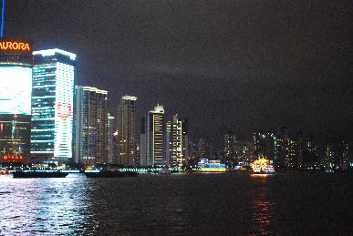 上海ワイタンへ行きました。_a0175348_1633874.jpg