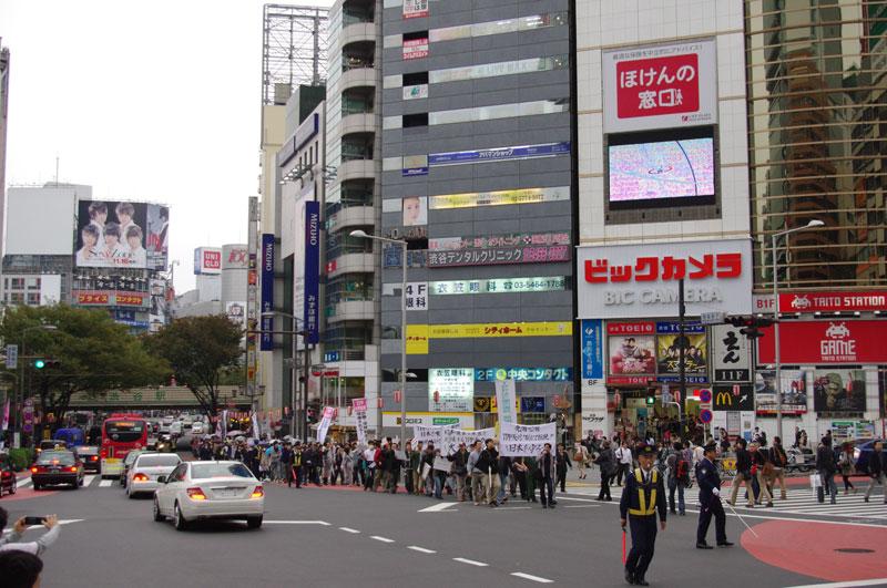 10・30渋谷 TPP断固拒否国民デモ - 2011.10.30_a0222059_15353030.jpg