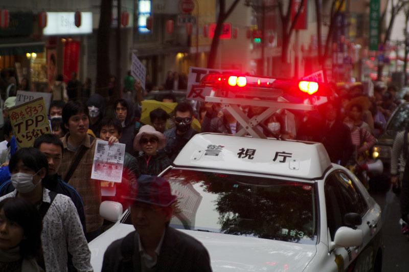 10・30渋谷 TPP断固拒否国民デモ - 2011.10.30_a0222059_15353875.jpg