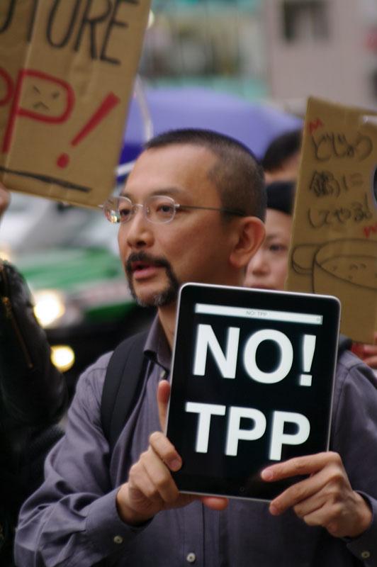 10・30渋谷 TPP断固拒否国民デモ - 2011.10.30_a0222059_15363761.jpg