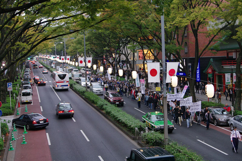 10・30渋谷 TPP断固拒否国民デモ - 2011.10.30_a0222059_15384039.jpg