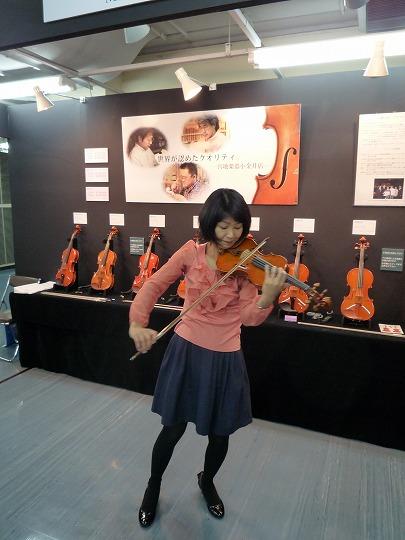 弦楽器フェア。 ありがとうございました。_d0047461_05044100.jpg