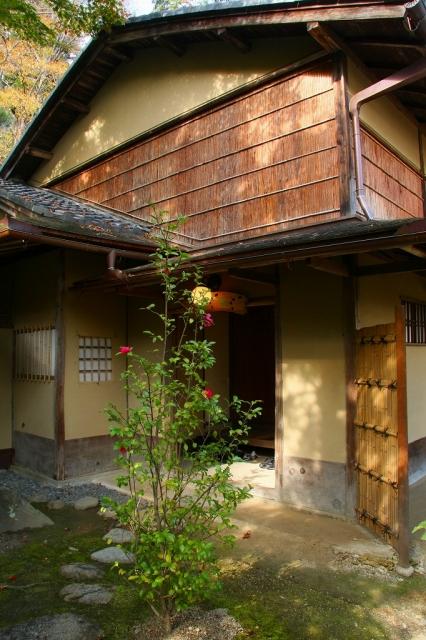 坂本の紅葉6 旧竹林院_c0196076_0401774.jpg