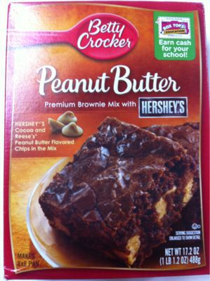 Peanut Butter Brownies_d0155385_19172278.jpg