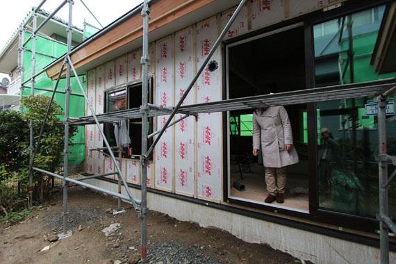 八幡田の家:断熱・気密施工_e0054299_9244614.jpg