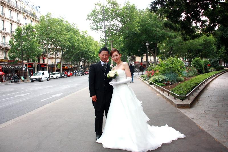 パリ・ウエディング フランス&スペイン14日間  ~挙式編~_d0239242_17124379.jpg