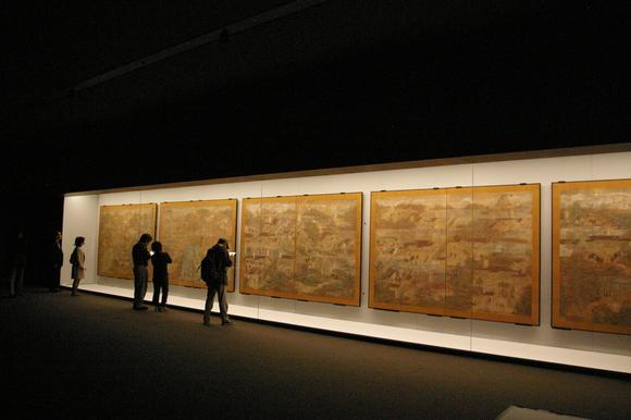 東博・法隆寺宝物館/Tokyo Nat.Museum Gallery of Horyuji-temple Treasures_a0186568_22531011.jpg