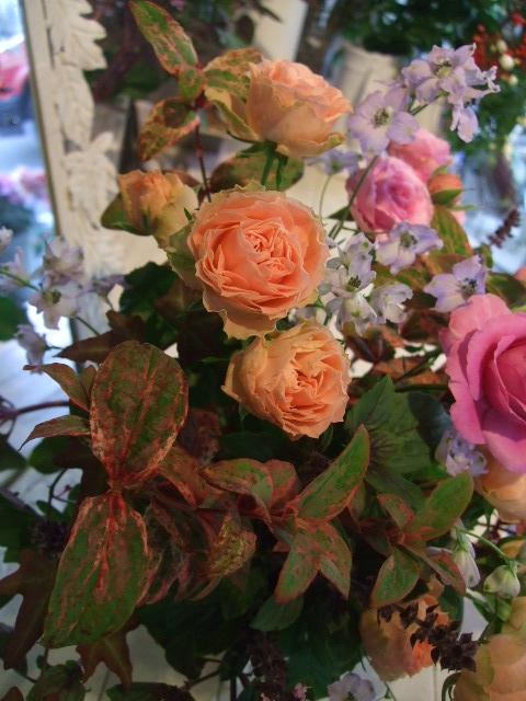 オークリーフ花の教室(山田さんの作品)_f0049672_13521738.jpg