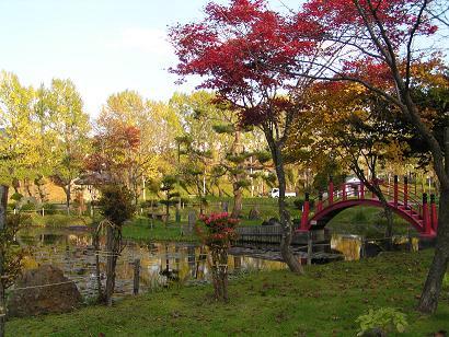 岩見沢の文教地区とあやめ公園_f0078286_8333288.jpg