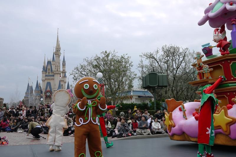 Tokyo Disneyland ~サンタヴィレッジ・パレード~_a0127090_12142211.jpg