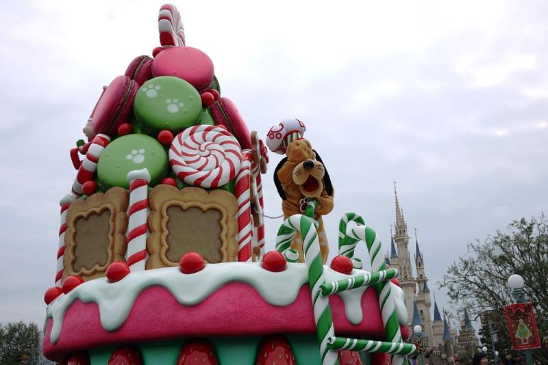 Tokyo Disneyland ~サンタヴィレッジ・パレード~_a0127090_12155889.jpg
