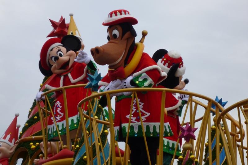 Tokyo Disneyland ~サンタヴィレッジ・パレード~_a0127090_12282487.jpg
