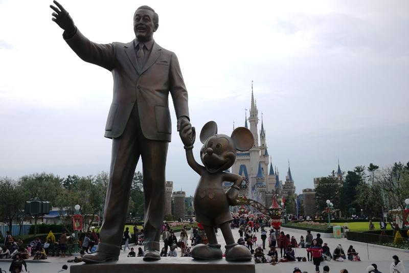 Tokyo Disneyland ~サンタヴィレッジ・パレード~_a0127090_1272443.jpg