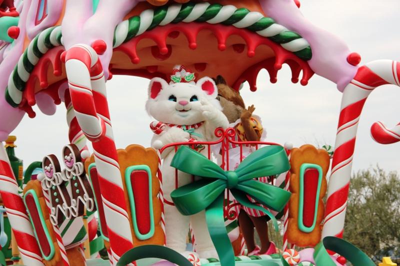 Tokyo Disneyland ~サンタヴィレッジ・パレード~ ※オット撮影編_a0127090_13135179.jpg