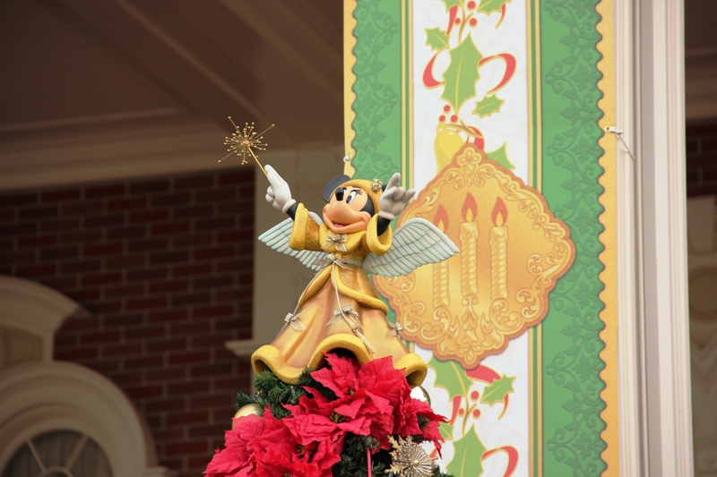 Tokyo Disneyland ~サンタヴィレッジ・パレード~_a0127090_14272574.jpg