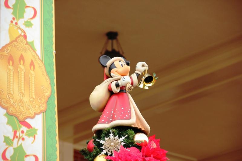 Tokyo Disneyland ~サンタヴィレッジ・パレード~_a0127090_14273529.jpg