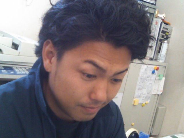 おはようございます(^^)トミー ランクル札幌店 開店準備中_b0127002_91735.jpg
