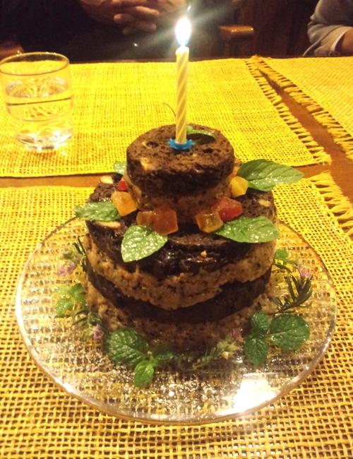 誕生日ケーキ♪_c0227612_1821033.jpg