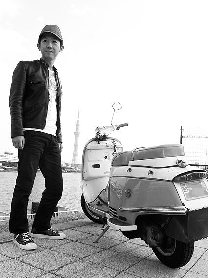 袴田 雄亮 & FUJI RABBIT S301BH(2011 1008)_f0203027_17475012.jpg