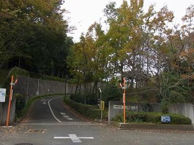 小野寺公園入口
