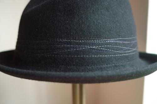 CHAPEAUX 2011A/W gris homme_b0129548_22291862.jpg