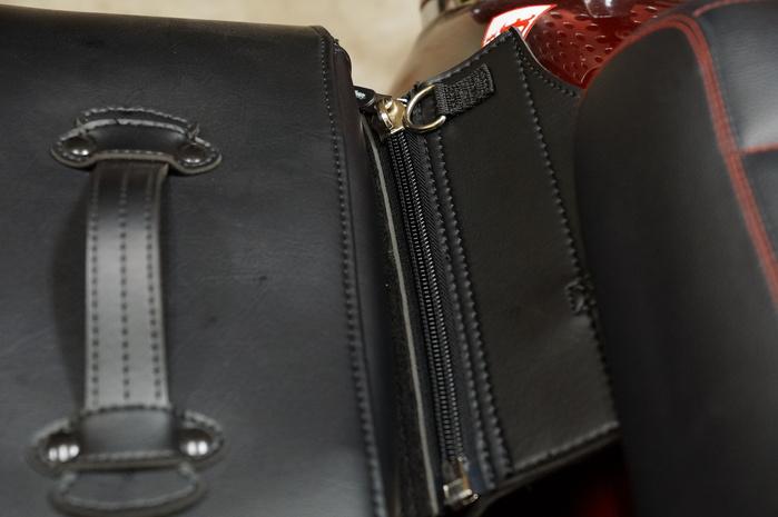 バッグを着けて見た!_f0186648_1742291.jpg