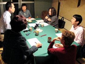 『町家で英会話cafe 8』ご報告_b0153663_1435366.jpg