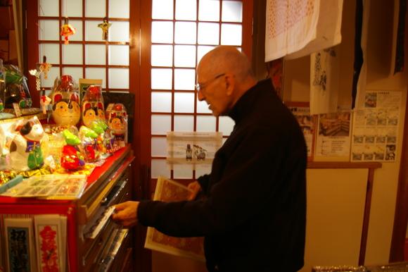 根津・谷中散策/ Walking around Nezu & Yanaka_a0186568_9363113.jpg