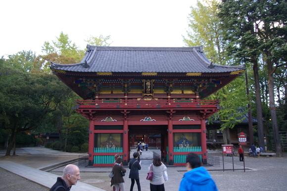 根津・谷中散策/ Walking around Nezu & Yanaka_a0186568_96134.jpg