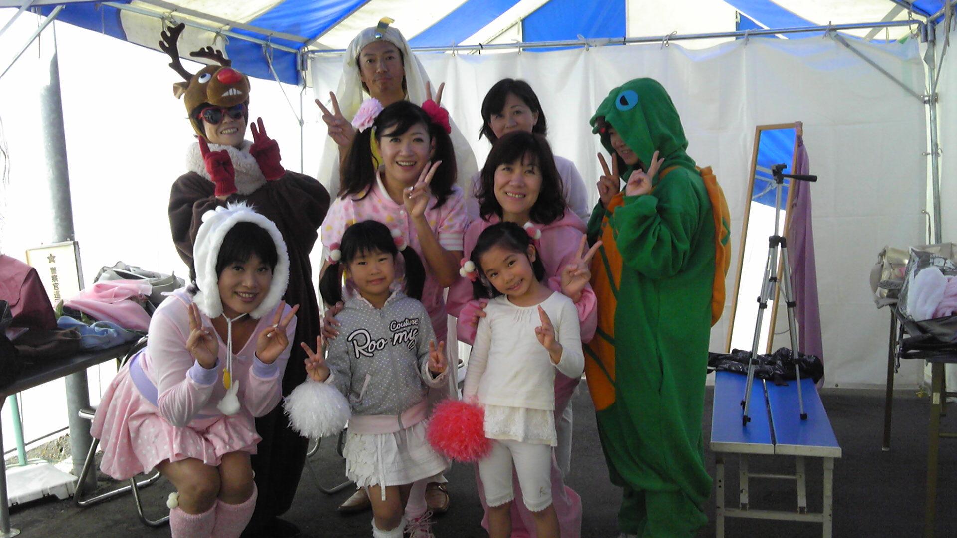 長者町ゑびす祭りのステージに登場しま〜す!!_e0142585_1111047.jpg