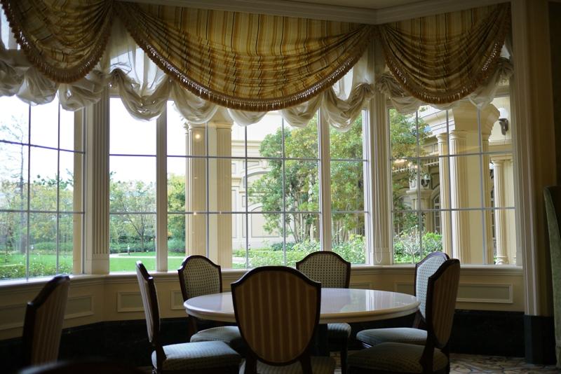 TOKYO DISNEYLAND HOTEL ~Sherwood Garden~_a0127090_10104788.jpg