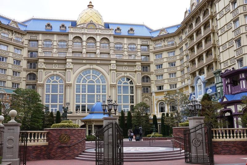 TOKYO DISNEYLAND HOTEL ~Sherwood Garden~_a0127090_1012072.jpg
